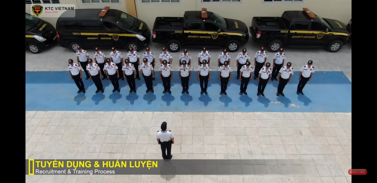 KTC Vietnam – 15 Years in Security Services