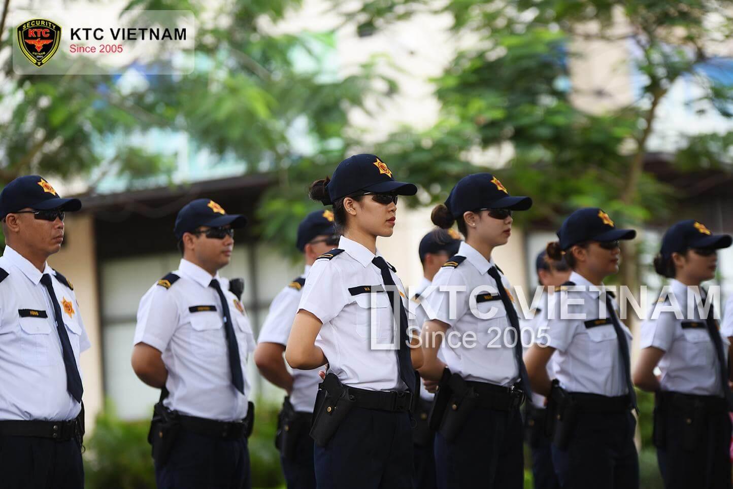KTC Vietnam's Uniforms