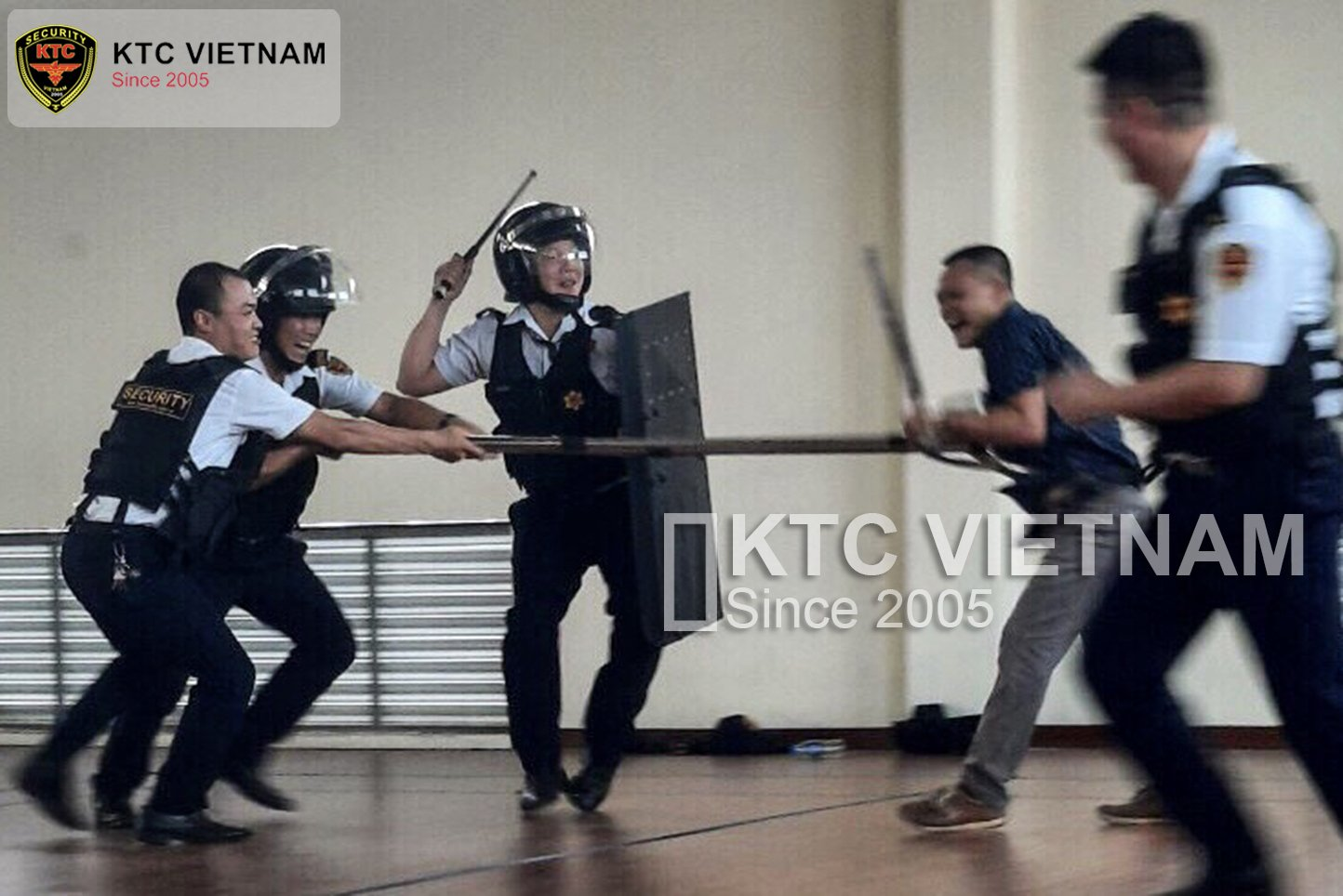 KTC Vietnam organized Professional Training
